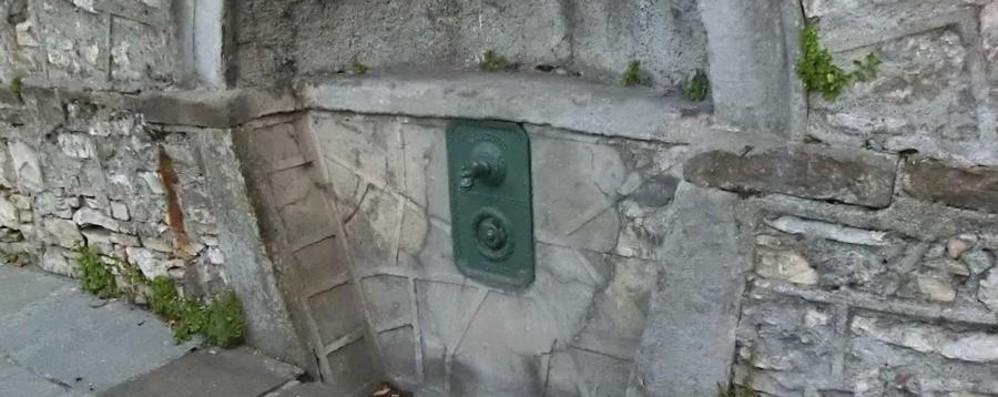 Fontanelle pubbliche ko a Bergamo Da 23 su 57 non sgorga più acqua