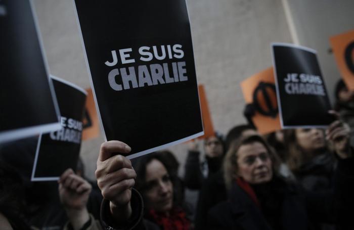 La manifestazione a Parigi