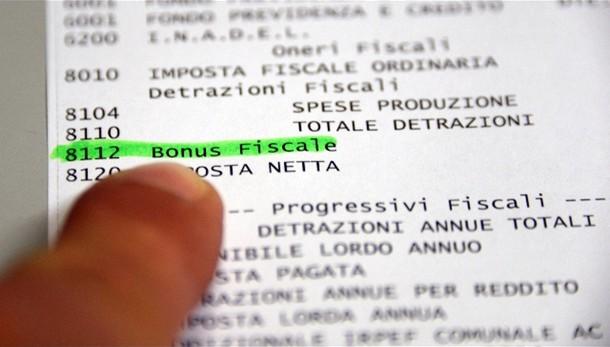 Effetto 80 euro, reddito torna in rialzo