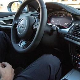 L'auto che guida da sola è realtà  Un'Audi va a spasso per 900 km