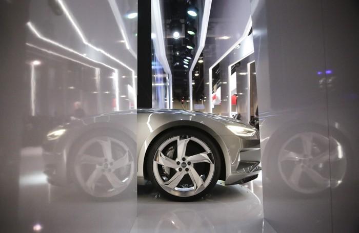 La Audi Prologue concept carANSA