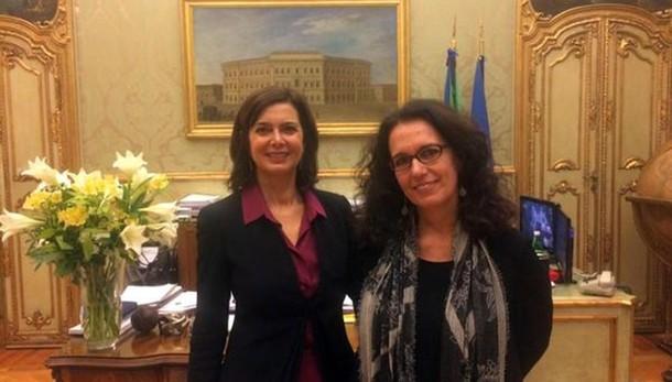 Lucia Pagano segretario generale Camera