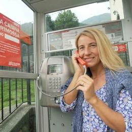 Moio de' Calvi, addio vecchia cabina Nel 2010 fece discutere tutta Italia