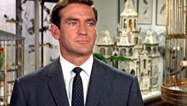 Morto Rod Taylor, attore ne Gli Uccelli