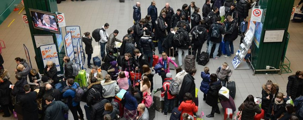 Orio trascina la ripresa di Bergamo Ma con Ryanair ecco la grana bagagli