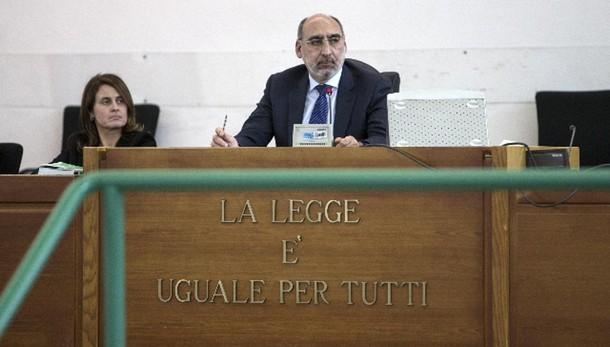 Stato-mafia:teste,Mannino aveva paura