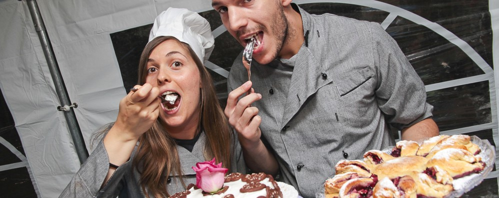 Crisi e salute, ma i dolci si mangiano Molto amate le torte «American style»