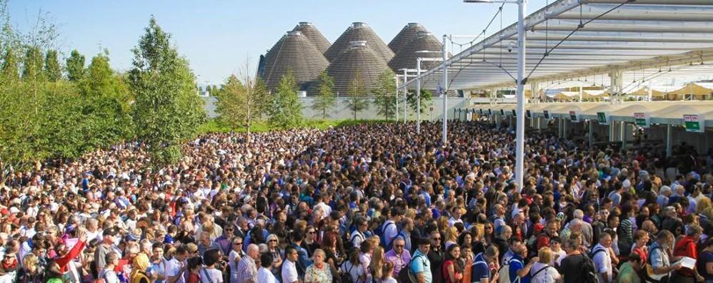 «Expo arriverà a 20 milioni di persone» Sala: un italiano su quattro è stato qui