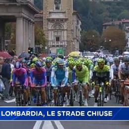 Giro di Lombardia, le strade chiuse