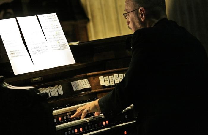 Una vecchia edizione del Festival organistico internazionale