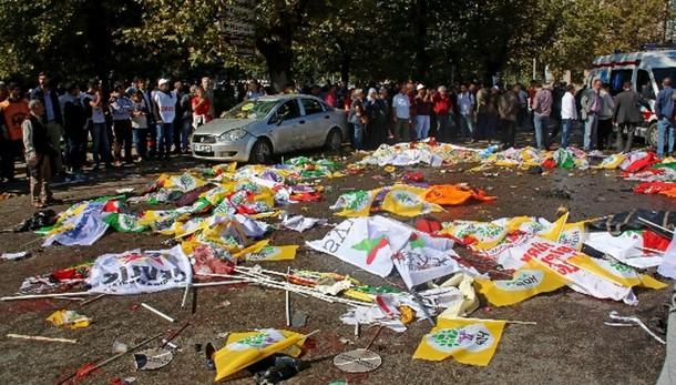 Ankara: il bilancio dei morti sale a 86