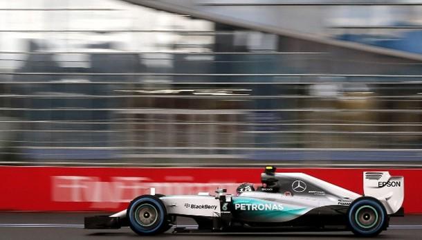 F1: Russia, pole a Rosberg e Vettel 4/o