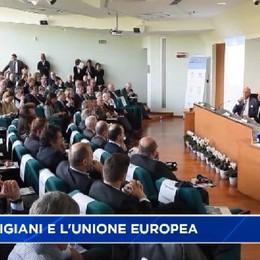 Gli artigiani bergamaschi e l'Unione Europea