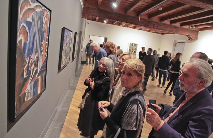 La mostra dedicata a Malevic
