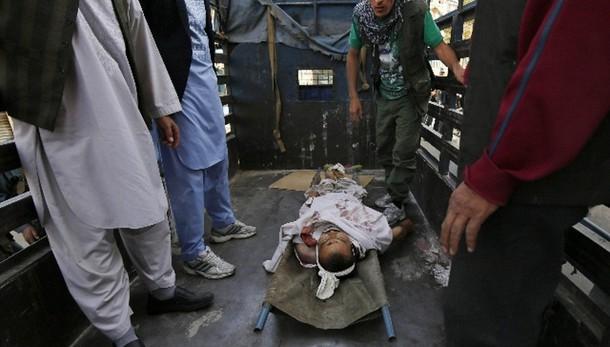 Isis rivendica attentato a Kabul