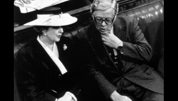 Morto sir Howe, diede spallata Thatcher