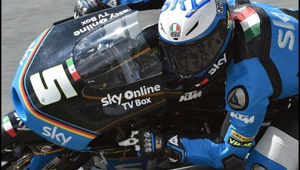Moto3: Giappone, pole per Fenati