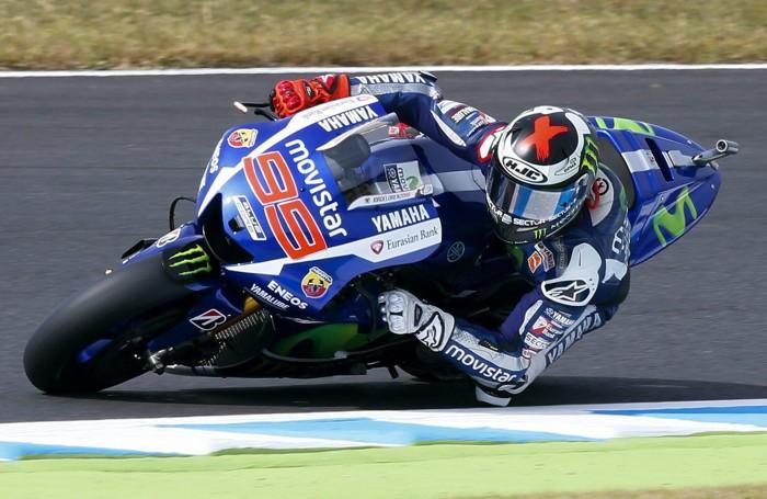 Lorenzo in pole position a Motegi