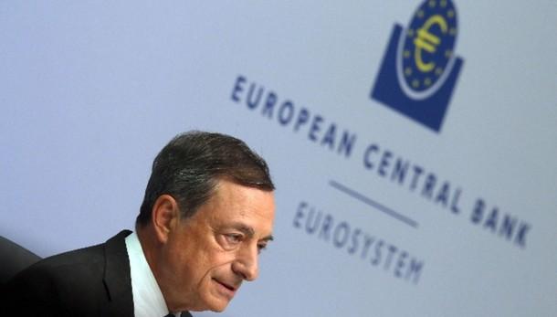 Draghi, bene QE, meglio di attese