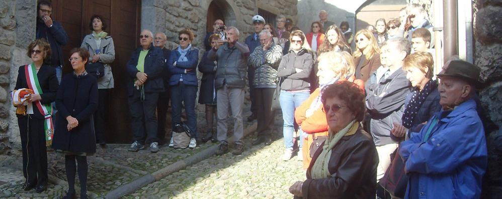 Gromo, festa per la Bandiera Arancione Una strada dedicata al fotografo Terzi