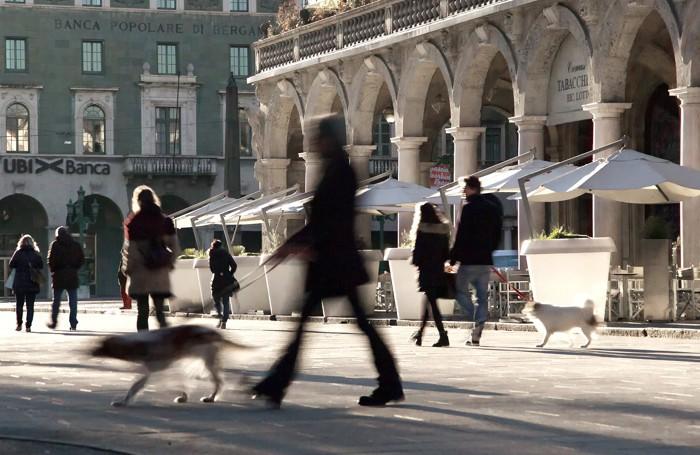 Il Sentierone è ancora il salotto buono di Bergamo?
