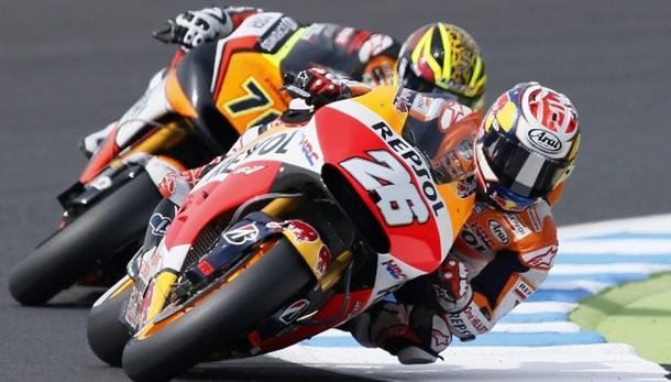Moto: Giappone: vince Pedrosa, Rossi 2/o