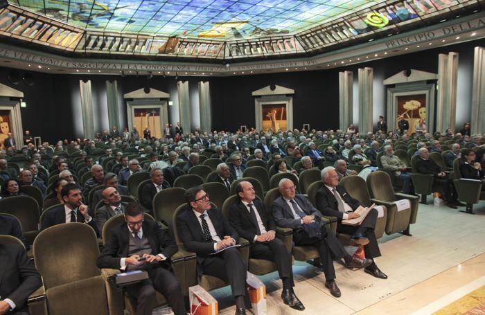 L'assemblea Ubi seguita dal Centro Congressi di Bergamo