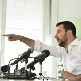 Salvini, la Lega e il partito nazionale