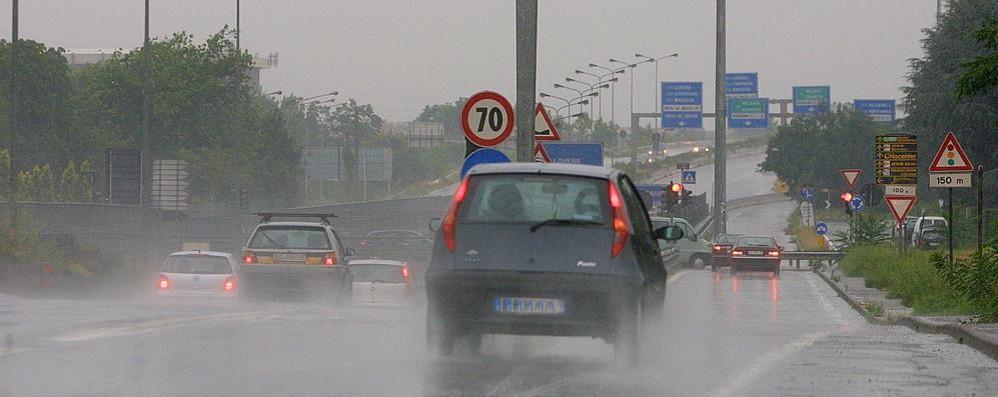 Incidente  e code chilometriche sull'A4 Problemi anche sull'asse interurbano