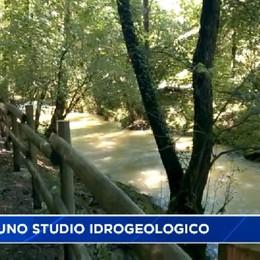 Uno studio idrogeologico sul torrente Quisa
