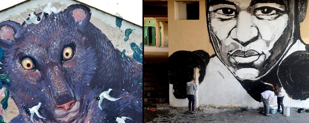 Votate il sogno di «Pigmenti» Tra arte, sociale e quartieri