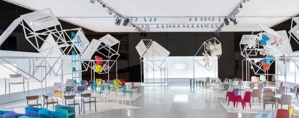 Il «Flying Boxes» di Pedrali  selezionato per il Compasso d'Oro