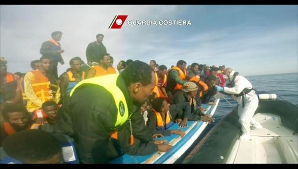 Ban Ki moon, grazie Italia per migranti
