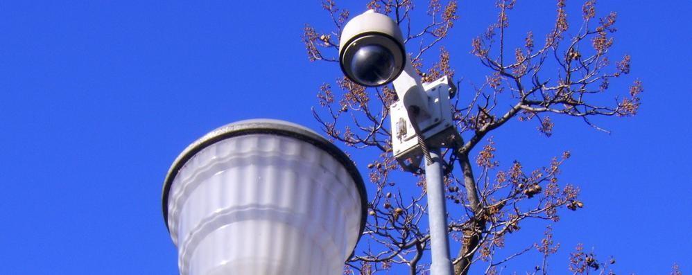 Bergamo, arrivano 21 nuove telecamere Occhi digitali sulle periferie: mappa online