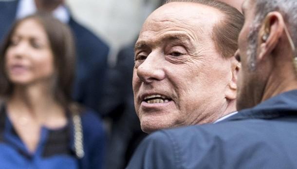 Berlusconi, sono in campo per vincere