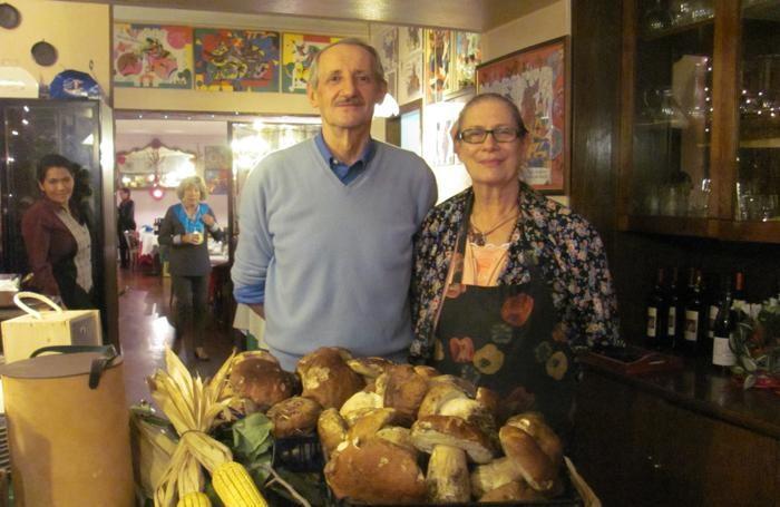 Alberto e Ornella, 48 anni di matrimonio