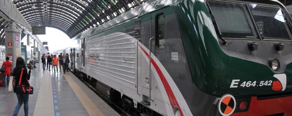 Guasto (risolto) a Milano,  ritardi E con il maltempo treni a rilento
