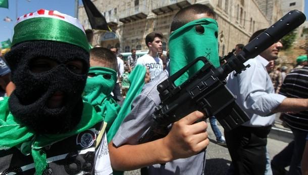 Hamas, domani 'Giornata di collera'