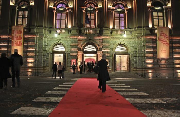 Il red carpet per il Donizetti