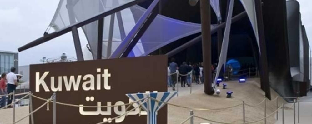 Expo, tutti pazzi per il Kuwait Per i visitatori è il padiglione più bello