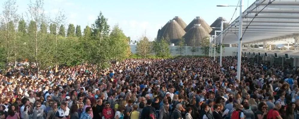Expo, venduti 20 milioni di biglietti Codacons: ingressi a numero chiuso