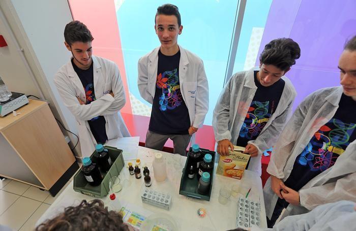 I laboratori di BergamoScienza