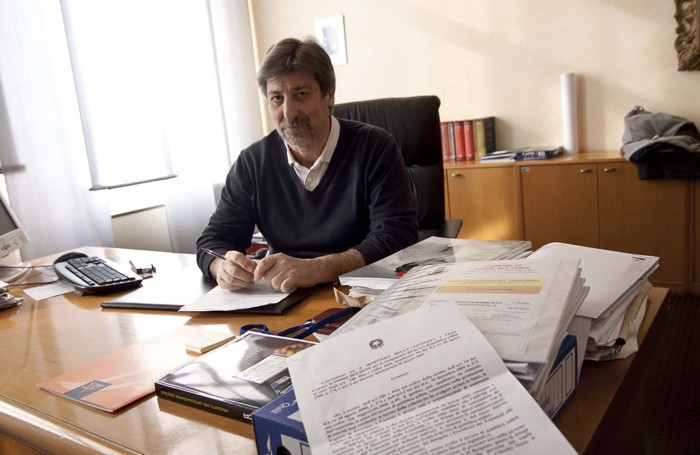 CLAUDIO SESSA, SINDACO DI TORRE BOLDONE