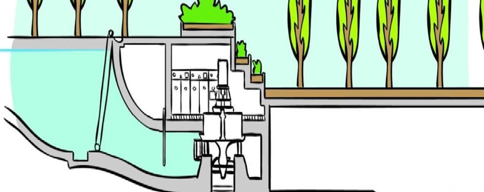 Le acque della Roggia Serio produrranno energia al paese