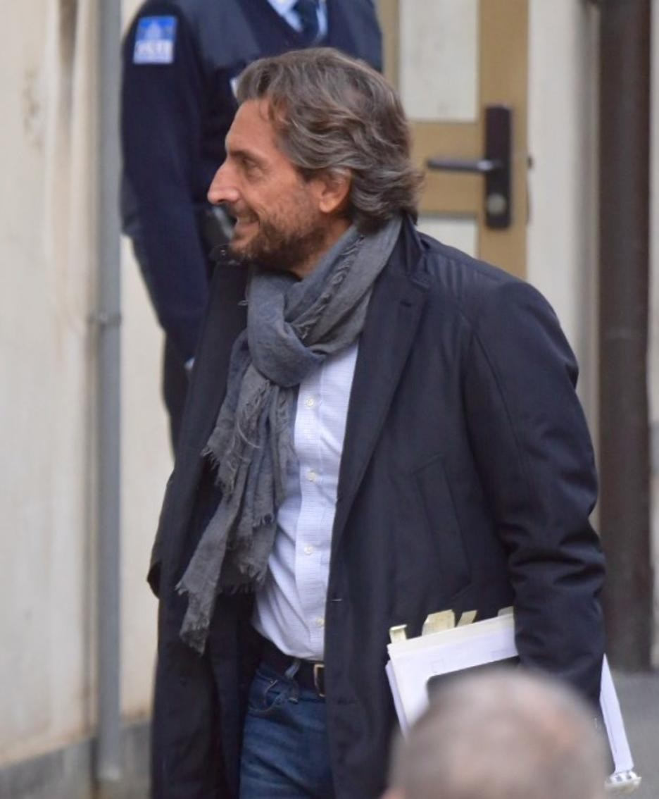 Il maresciallo del Ros di Brescia Giuseppe Gatti