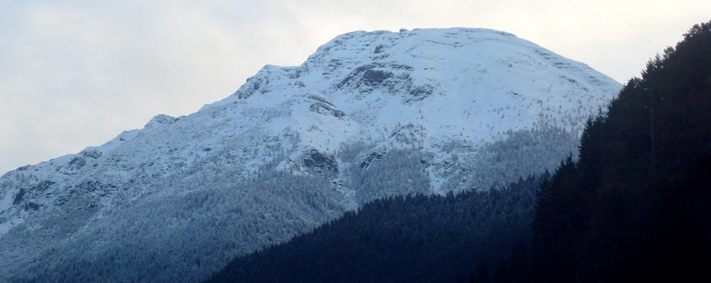 Prima forte nevicata, ecco le fotografie Temperature giù: 2 gradi a Valbondione