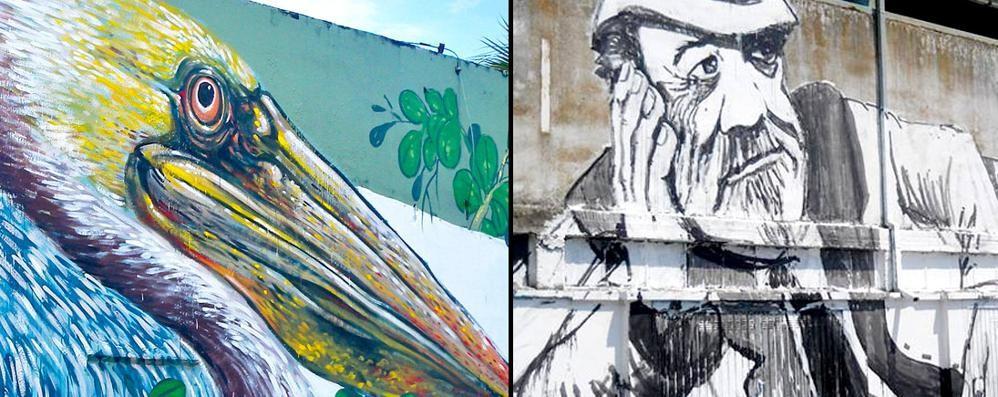 Quattro artisti e una sfida Votate Pigmenti a «Che fare»