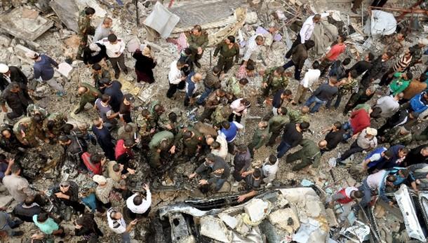 Siria:ong,250mila morti da inizio guerra