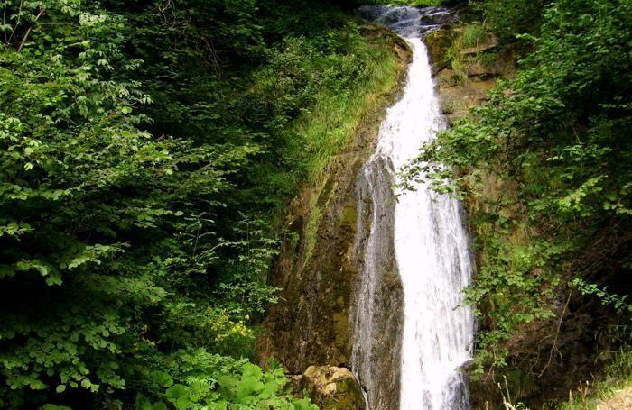 Valzurio - Cascata Vervè