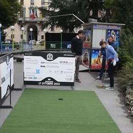 Bergamo Street Golf
